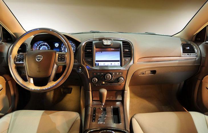 Nowa Lancia Thema