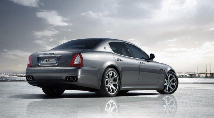 Maserati Quattroprte V