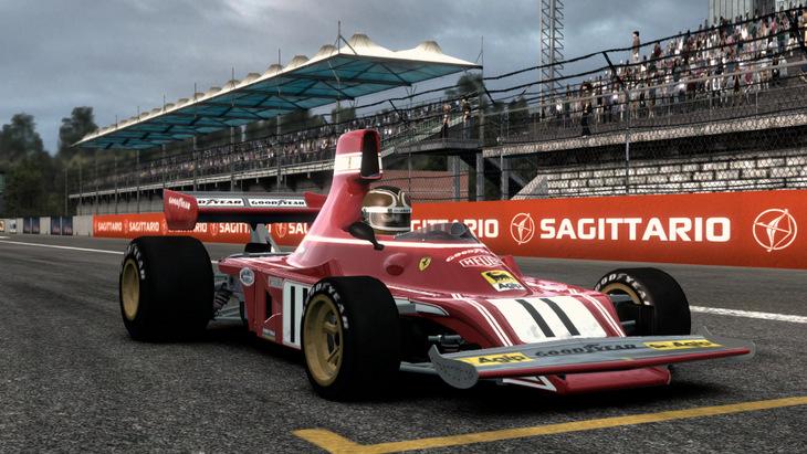Test Drive Ferrari Racing Legends 312B3 1974