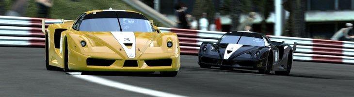 Test Drive Ferrari Racing Legends ENZO 2002
