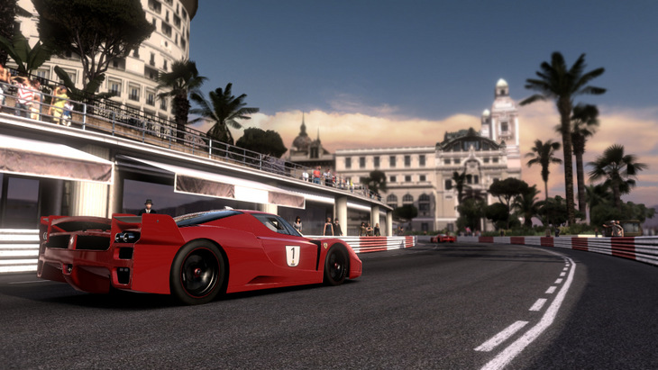 Test Drive Ferrari Racing Legends FXX 2005