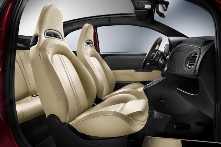 Abarth 500C Tributo Maserati