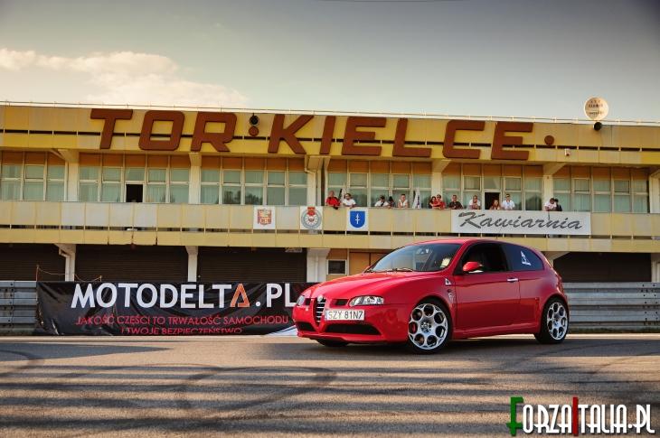 Alfa Romeo Tor Kielce Motodelta.pl