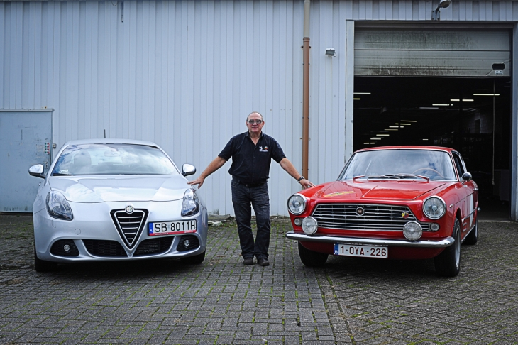 Guy Moerenhout Abarth Works Museum