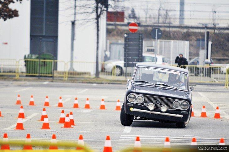 Milano Auto Classica Lancia Fulvia