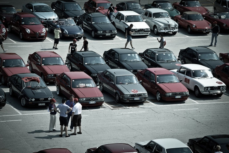 Rekord Guinessa Alfa Romeo