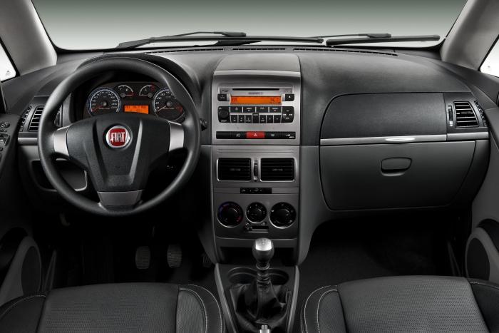Fiat Idea Sporting