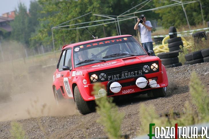 Fiat 131 Abarth Mirek Miernik