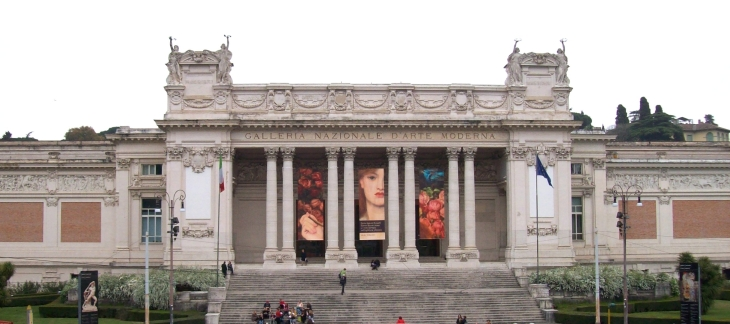 Roma Galleria Nazionale dArte Moderna
