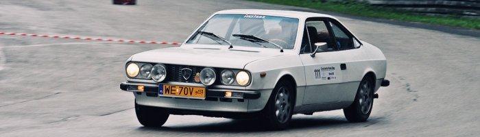Lancia Beta Coupe Rajd Polski Historyczny