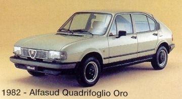 Alfasud QO