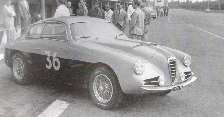 Alfa Romeo 1900 Super Sprint Zagato