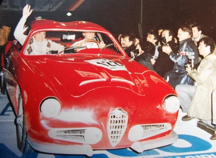 Alfa Romeo Giulietta SSZ