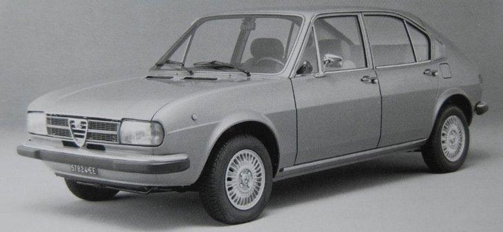 Alfasud Super 1977