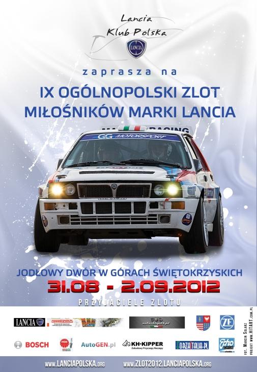 Zlot Lancia Klub Polska