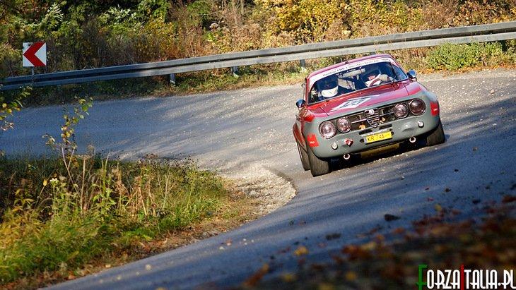 Rafał Płatek / Sławomir Bularz - Alfa Romeo GTAm