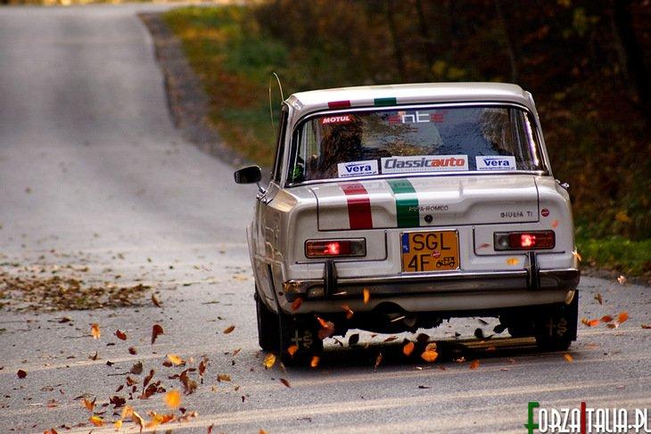 Tadeusz Durczyński / Marcin Ł»uk Alfa Romeo Giulia