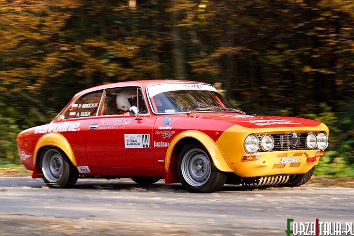 Arkadiusz Kula Alfa Romeo GTV 2000